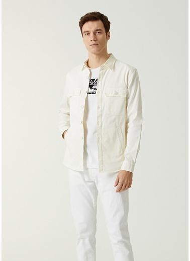 Academia Gömlek Beyaz